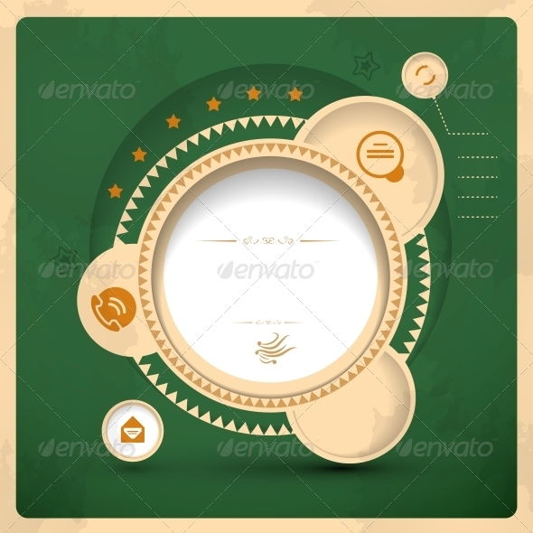 GraphicRiver Vector Vintage Graphic 3593562