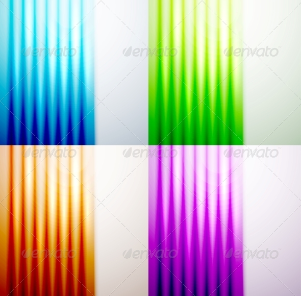 GraphicRiver Straight Lines Background 3595701