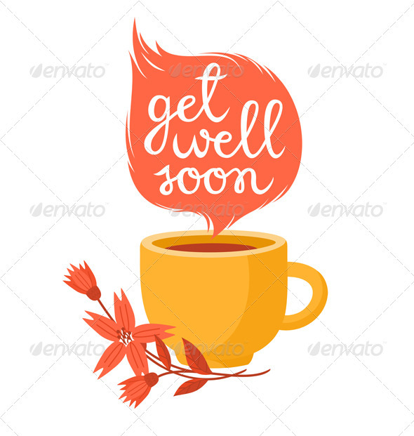 GraphicRiver Get Well Soon 3595800