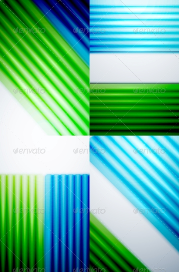 GraphicRiver Straight Lines Backgrounds 3596476