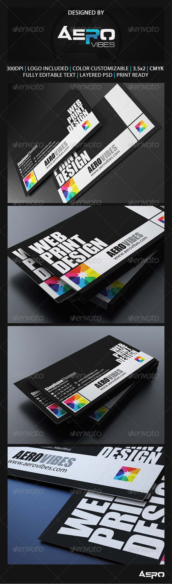 GraphicRiver Creative Business Card 3597739