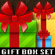 Gift Box Set - GraphicRiver Item for Sale