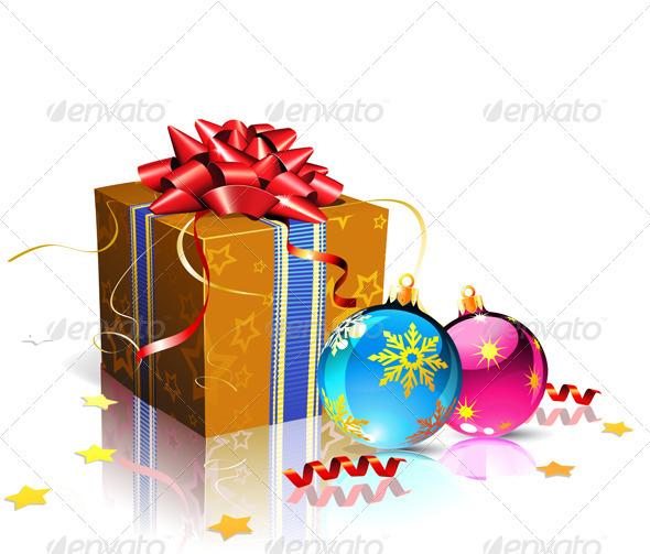 GraphicRiver Christmas Gift 3601356
