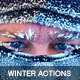 Winter Actions - GraphicRiver Item for Sale
