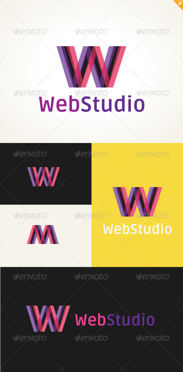 GraphicRiver Web Studio Logo 3603156