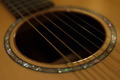 Acoustic Guitar Soundhole 1 - PhotoDune Item for Sale