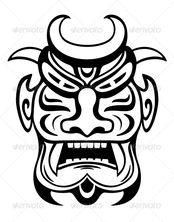 HD wallpapers indonesian mask templates