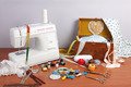 Sewing machine - PhotoDune Item for Sale