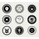 Vintage Retro Protect Badges and Labels - GraphicRiver Item for Sale