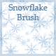 24 Snowflakes Brush - GraphicRiver Item for Sale