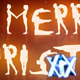 Merry Christmas Human Alphabet - VideoHive Item for Sale