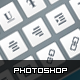 WYSIWYG Icons - GraphicRiver Item for Sale