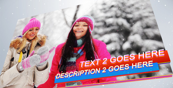 VideoHive Winter Gallery 3595027
