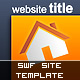 SWF Site Template - ActiveDen Item for Sale