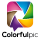 Colorfulpic Logo - GraphicRiver Item for Sale