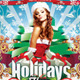 Holiday Flyer - GraphicRiver Item for Sale