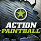 PaintBall Logo-Poster-Facebook Template - GraphicRiver Item for Sale