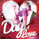 Flyer Day of Love - GraphicRiver Item for Sale