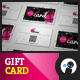 Atractiva - Gift Card - GraphicRiver Item for Sale