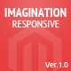 Imagination - Responsive Magento Theme - ThemeForest Item for Sale