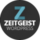 Zeitgeist Creative Responsive Theme - ThemeForest Item for Sale