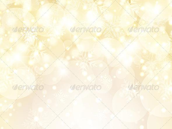 GraphicRiver Christmas Snowflake Background 3628774