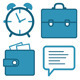 Office And Business Icons - GraphicRiver Item for Sale