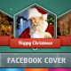 Merry Christmas | Facebook Timeline Cover #04 - GraphicRiver Item for Sale