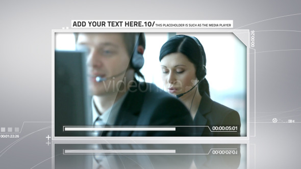 VideoHive Elegant Corporate Presentation 3603834