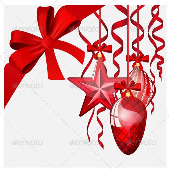 GraphicRiver Christmas Card 3630989