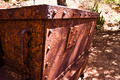 Rusty Mine Trolley - PhotoDune Item for Sale
