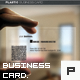 Plastic Business Card - GraphicRiver Item for Sale