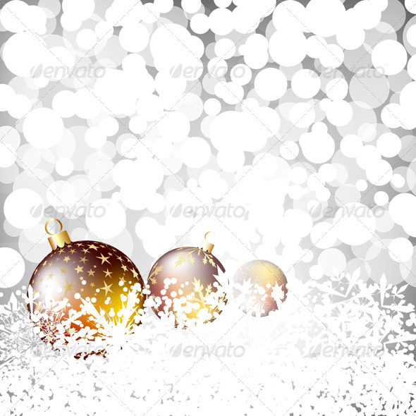 GraphicRiver Christmas Card 3631898