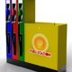 Fuel Dispenser Mockup - GraphicRiver Item for Sale