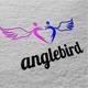 Angle Birds Logo Templates - GraphicRiver Item for Sale