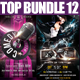Top Party Flyer Bundle Vol12 - GraphicRiver Item for Sale
