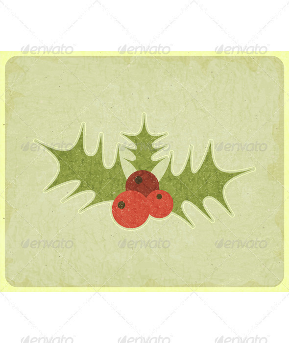 GraphicRiver Christmas Mistletoe 3638417