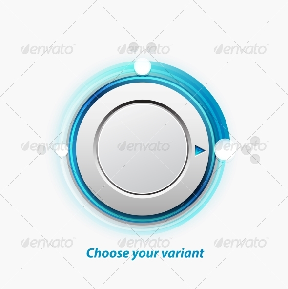 GraphicRiver Vector Knob 3638839