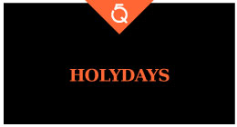 Holydays and Seasonal