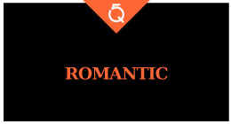 Romantic: cinematic, wedding, slideshows