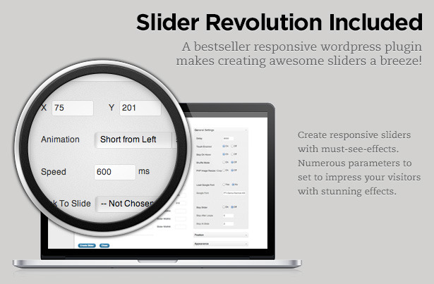 Sevent - Responsive Multipurpose WordPress Theme