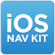 iOS Navigation Kit - GraphicRiver Item for Sale