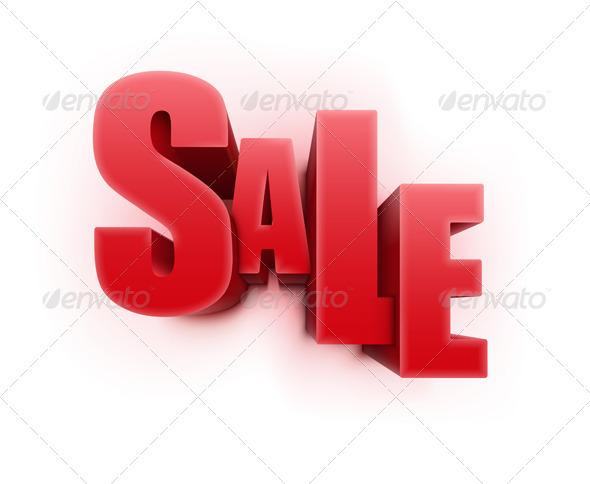 GraphicRiver Sale Concept 3648980