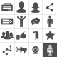 Social Networks Icons Set - GraphicRiver Item for Sale