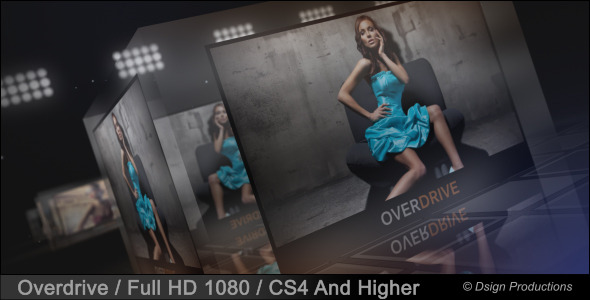 VideoHive Overdrive 3652533