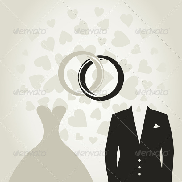GraphicRiver Wedding Dress 3652924