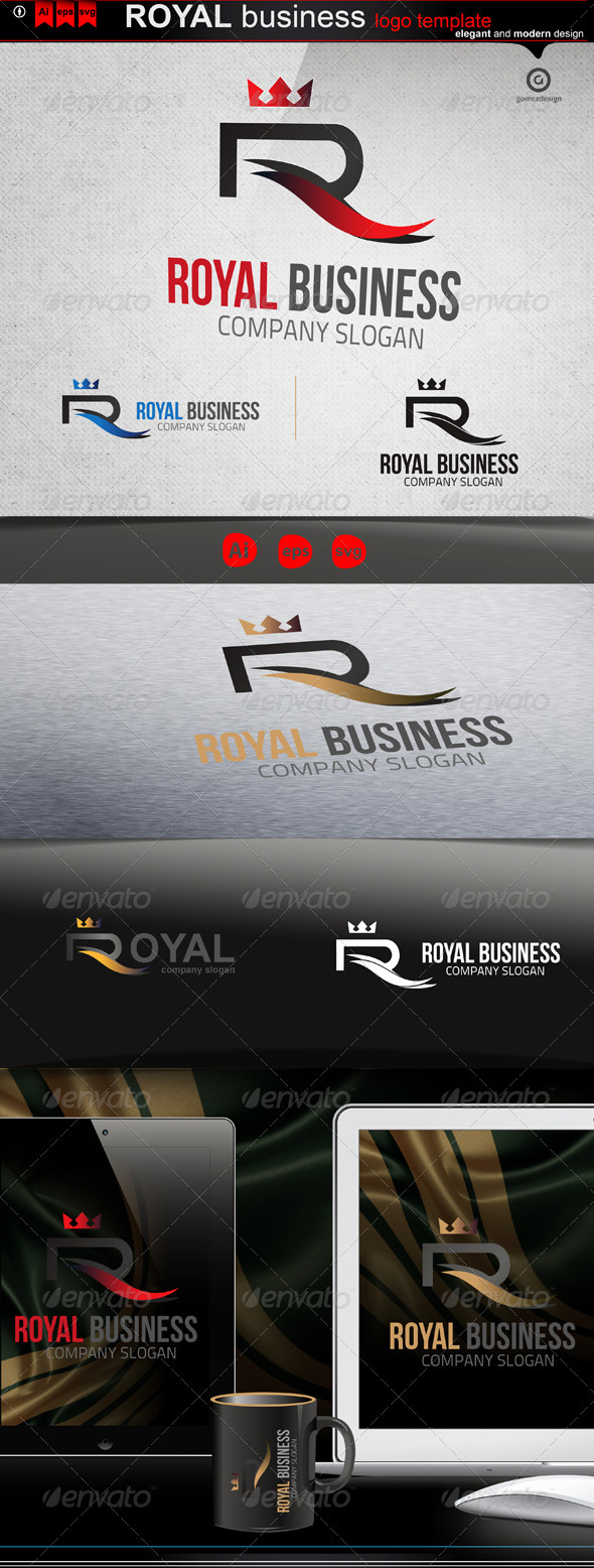 GraphicRiver Royal Business 3427986