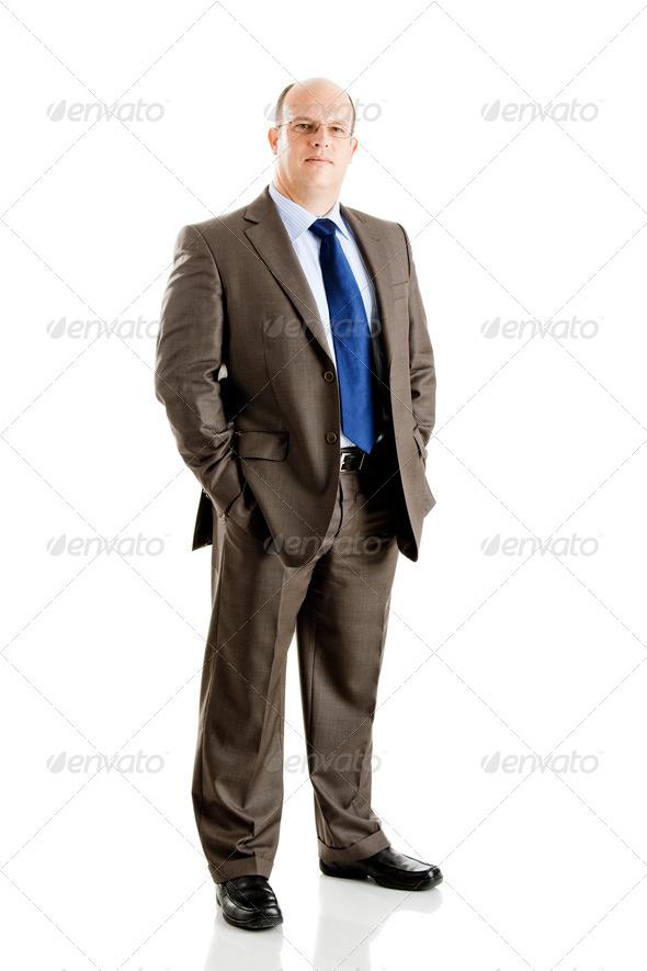PhotoDune Businessman 3661607