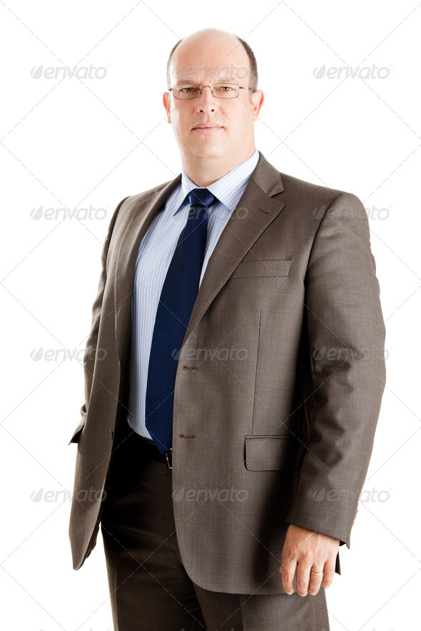 PhotoDune Businessman 3661616