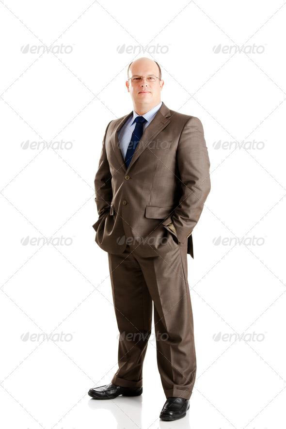 PhotoDune Businessman 3661623